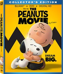 Peanuts Movie(Blu-ray + DVD + Digital HD)