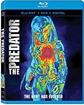The Predator  Blu-ray
