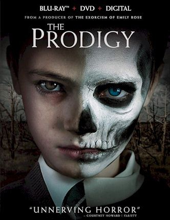 The Prodigy (Blu-ray + DVD + Digital HD)