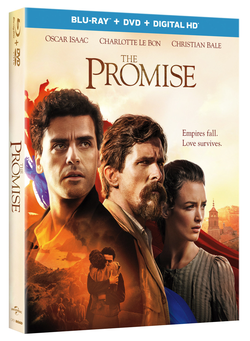 The Promise Blu-ray Review