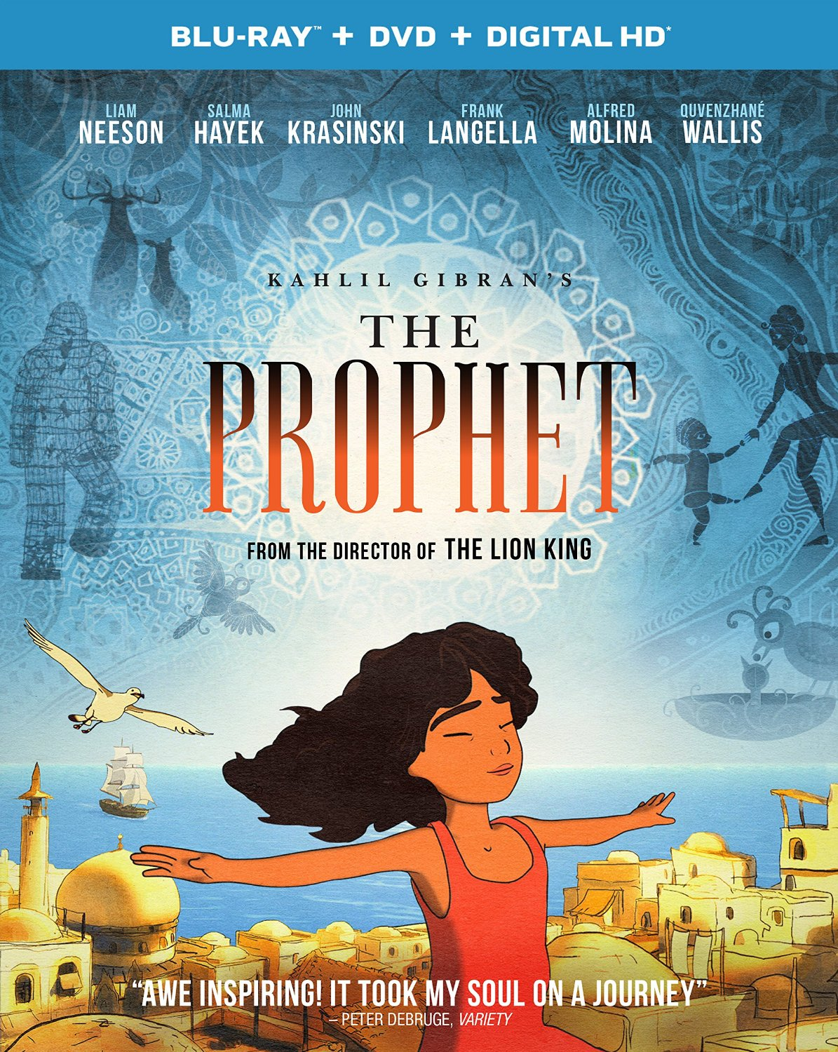 THE PROPHET Blu-ray Review