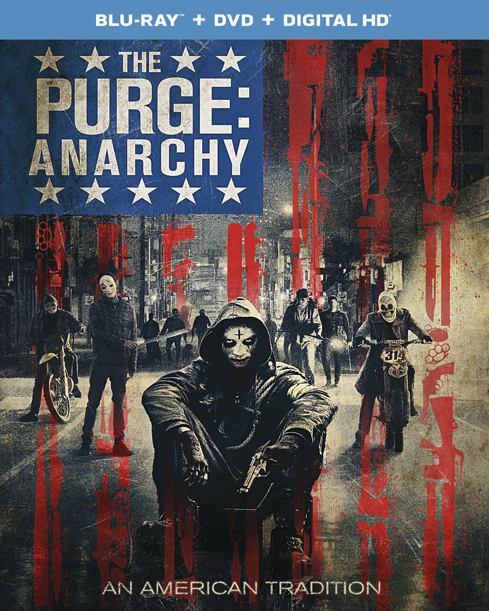 The Purge Anarchy Blu-ray Review