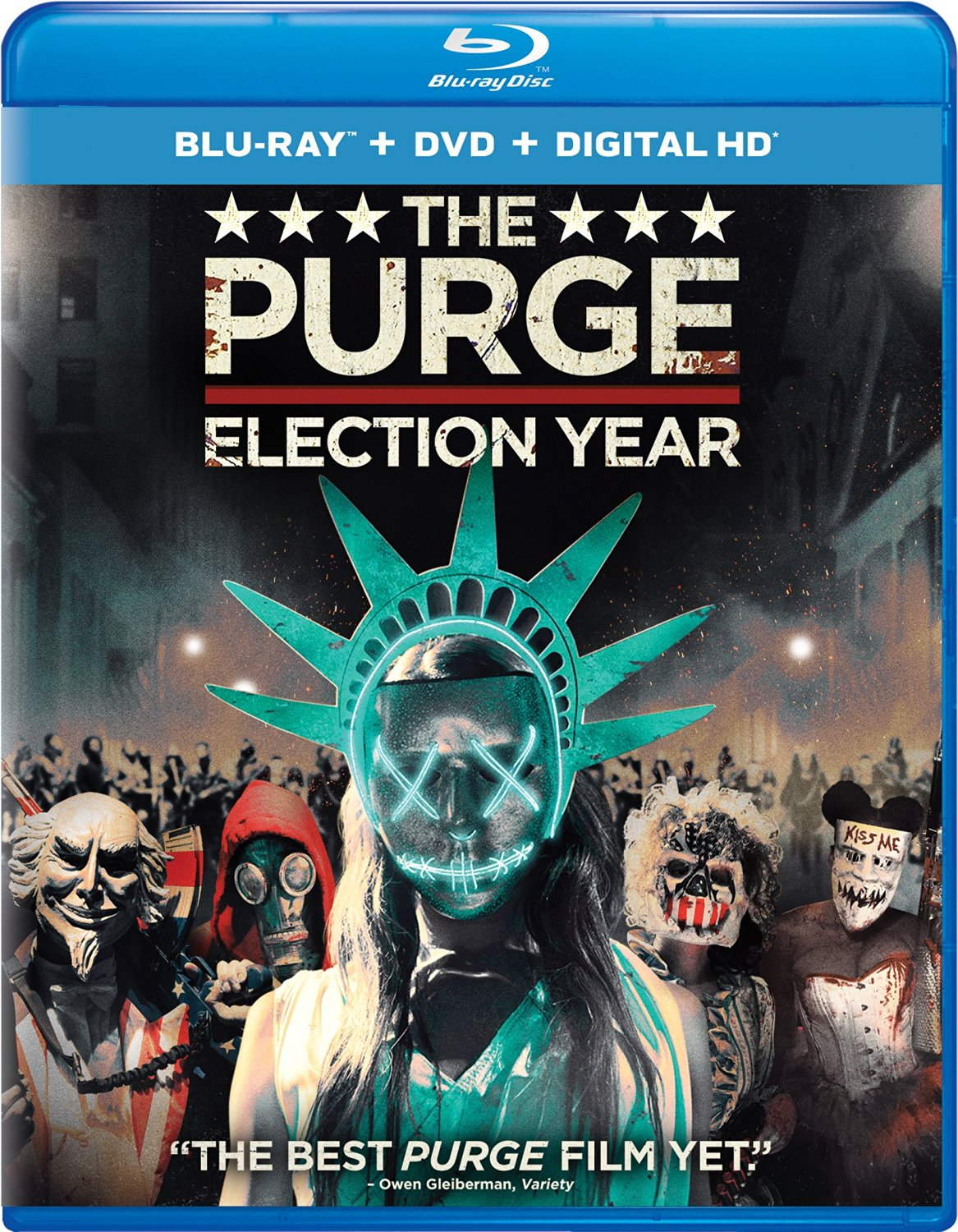 The Purge Election Year Blu-ray Review