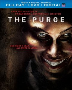 The Purge Blu-ray