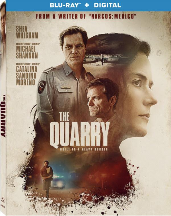 the quarry-blu-ray