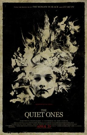 The Quiet Ones Poster