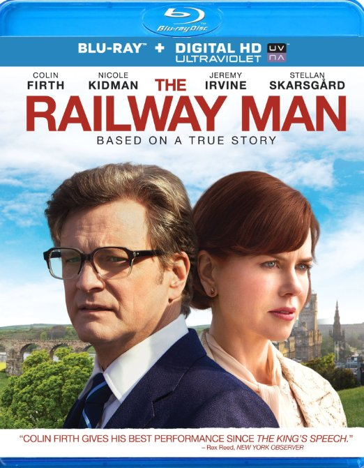 The Railway Man (Blu-ray + DVD + Digital HD)