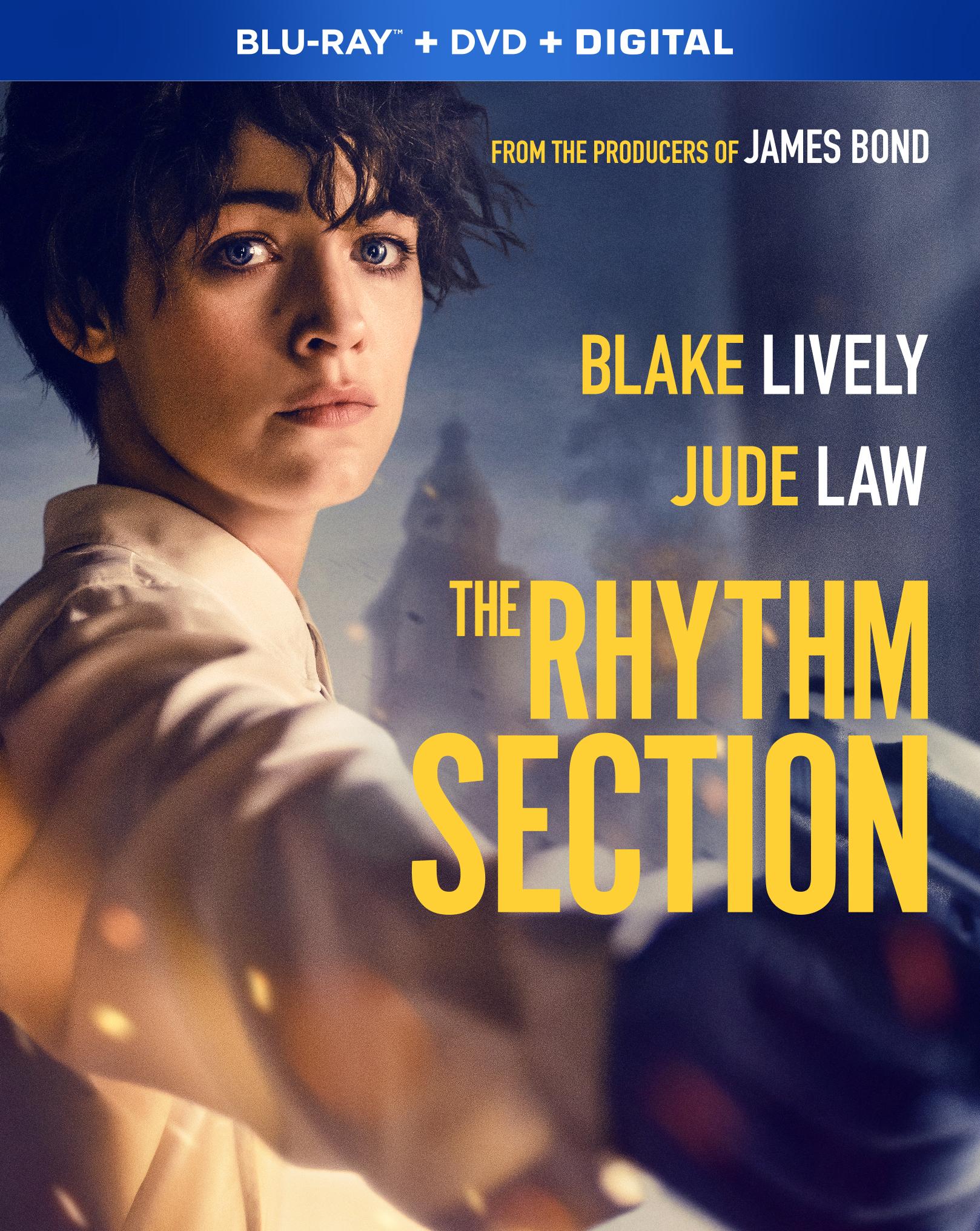 THE RHYTHM SECTION  Blu-ray