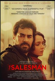 The Salesman Blu-ray