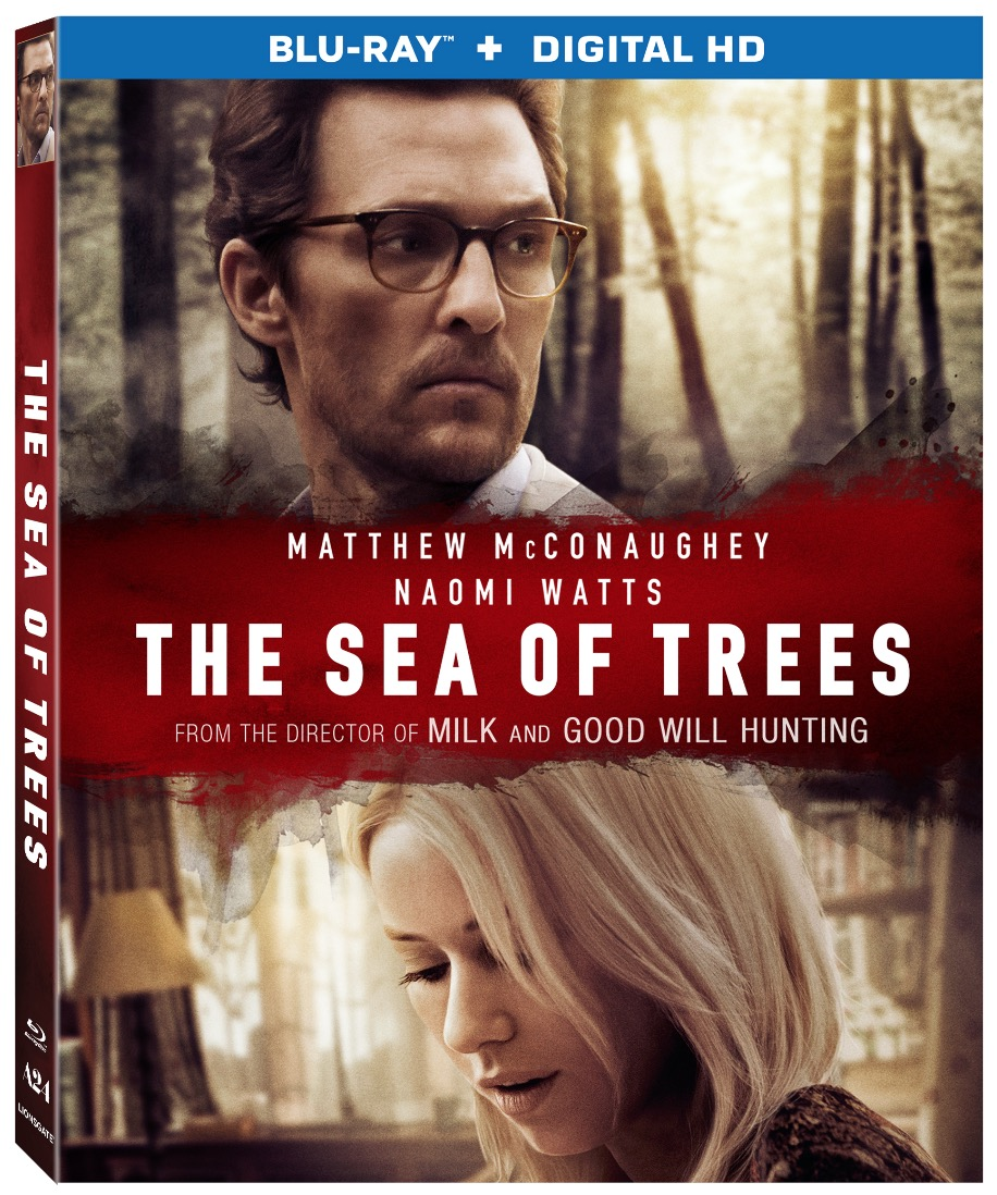The Sea of Trees Blu-ray Review