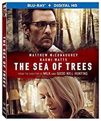 The Sea of Trees (Blu-ray + DVD + Digital HD)