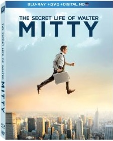 The Secret Life of Walter Mitty (Blu-ray + DVD + DIGITAL HD with UltraViolet)