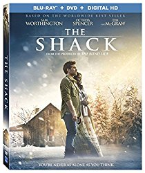 The Shack Blu-ray Cover