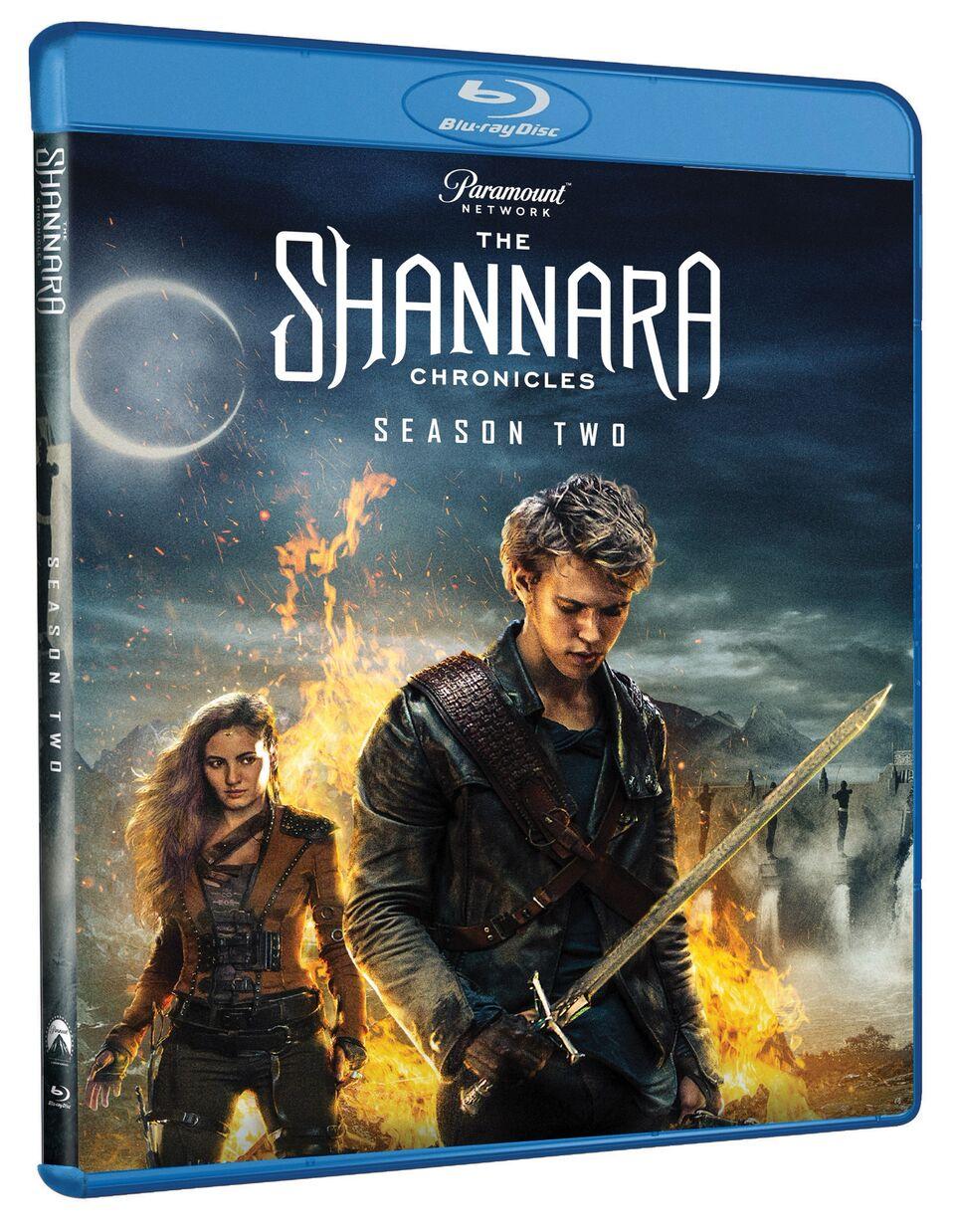 THE SHANNARA CHRONICLES SEASON 2 Blu-ray