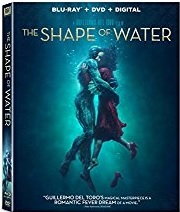 The Shape of Water (Blu-ray + DVD + Digital HD)