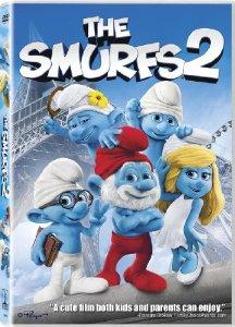 The Smurfs 2 Blu-ray