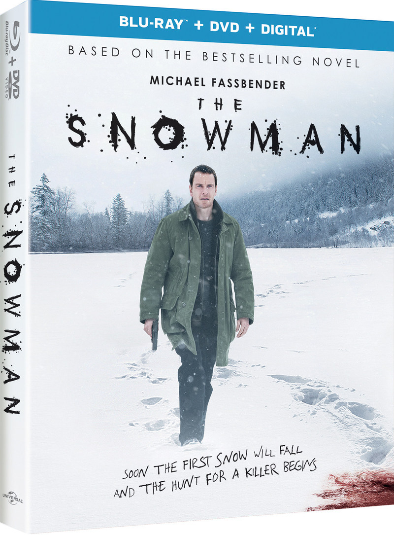 The Snowman Blu-ray Review
