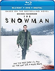 The Snowman (Blu-ray + DVD + Digital HD)