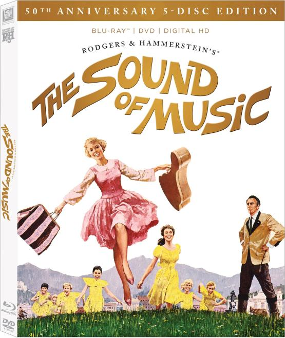 The Sound of Music Blu-ray Review