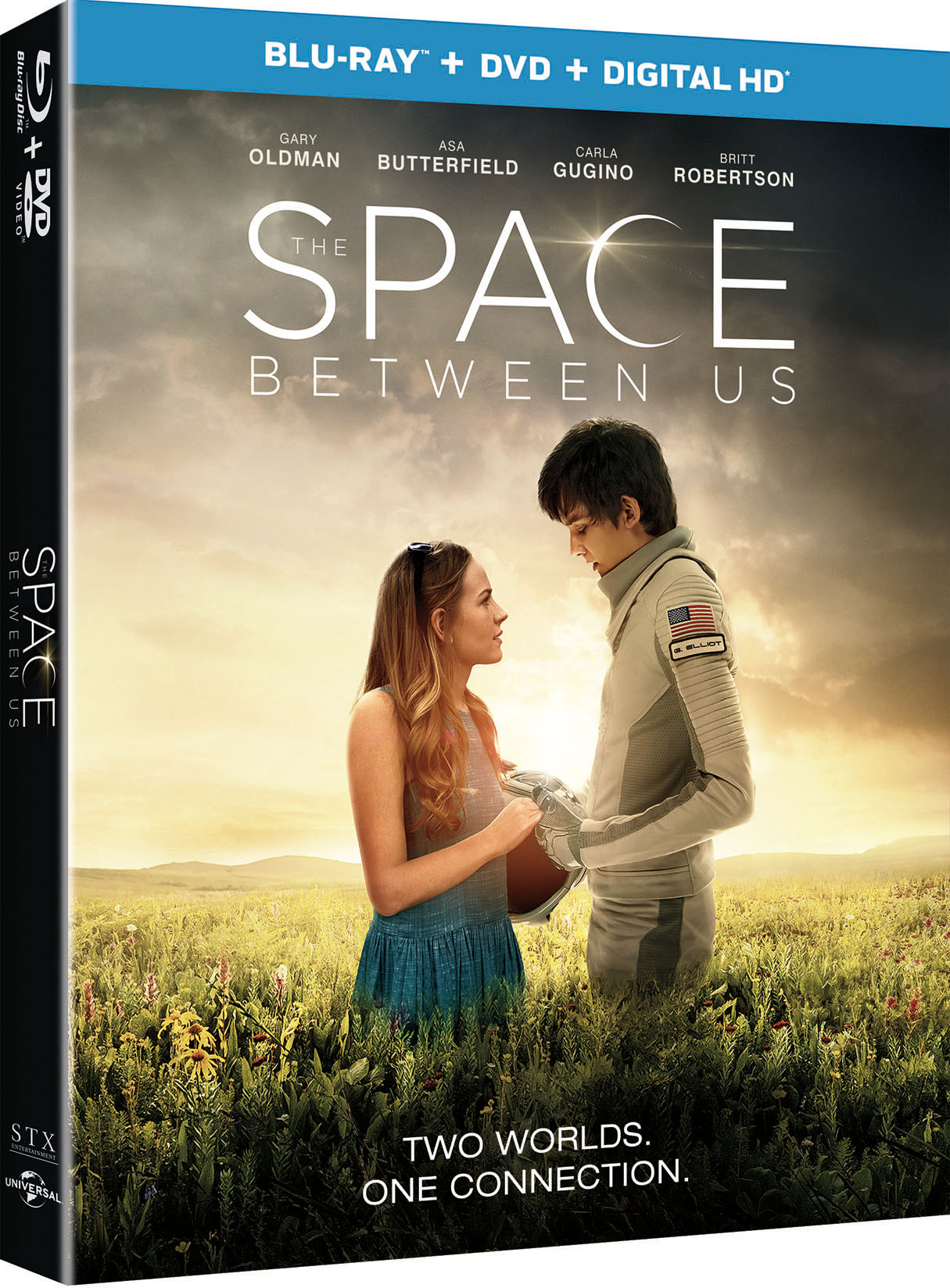 The Space Between Us Blu-ray Review