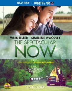 Spectacular Now Blu-ray