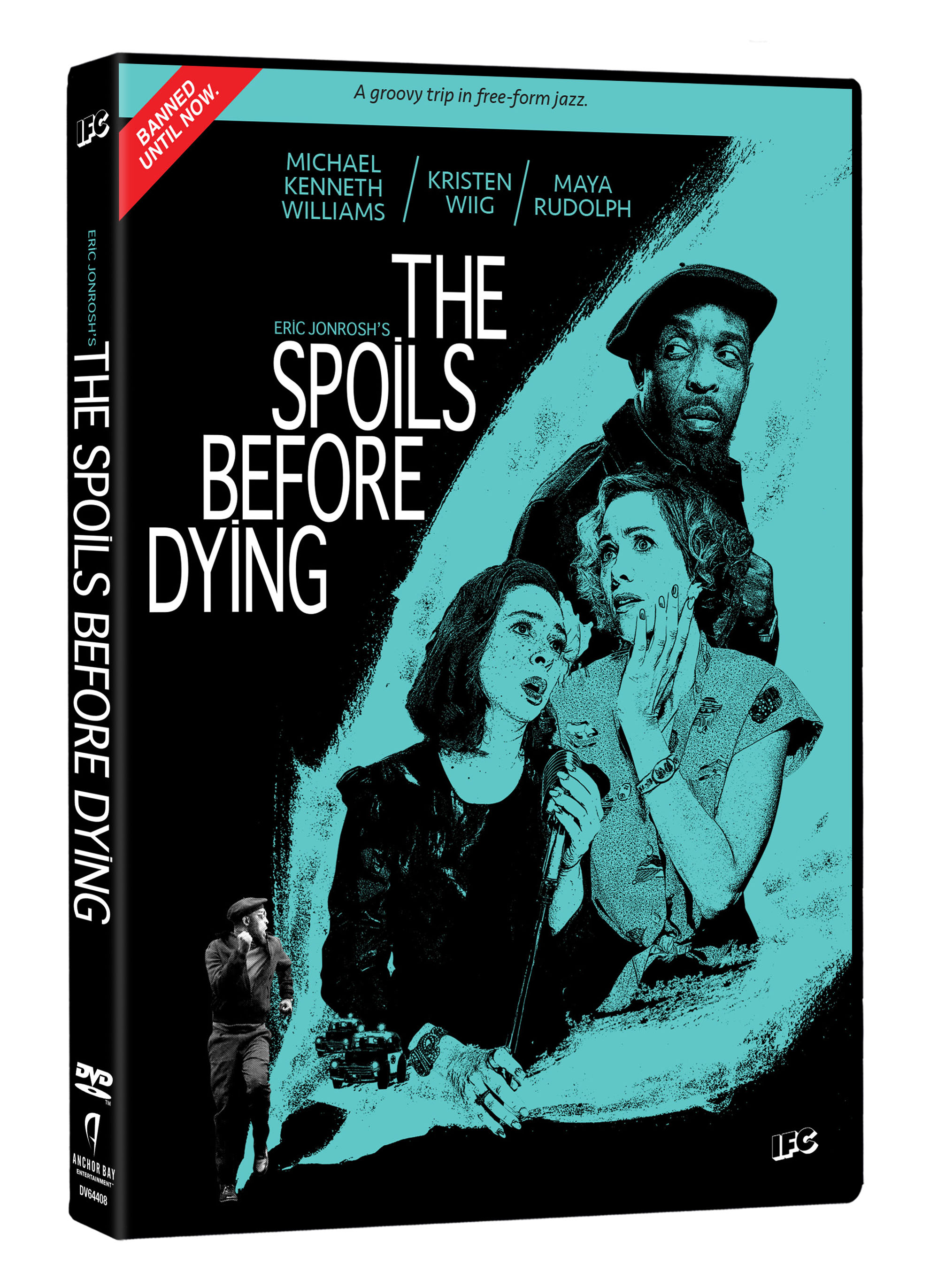 The Spoils Before Dying DVD Review