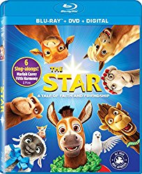 The Star (Blu-ray + DVD + Digital HD)
