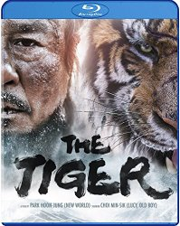 The Tiger Blu-ray