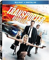 Transporter Refueled (Blu-ray + DVD + Digital HD)