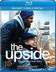 The Upside (Blu-ray + DVD + Digital HD)