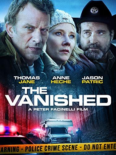 THE VANISHED (Blu-ray + DVD + Digital HD)