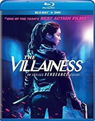 The Villainess (Blu-ray + DVD + Digital HD)