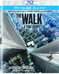 The Walk Blu-ray Cover