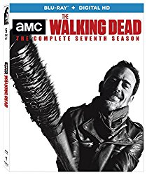 SWalking Dead Season 7 Blu-ray Cover