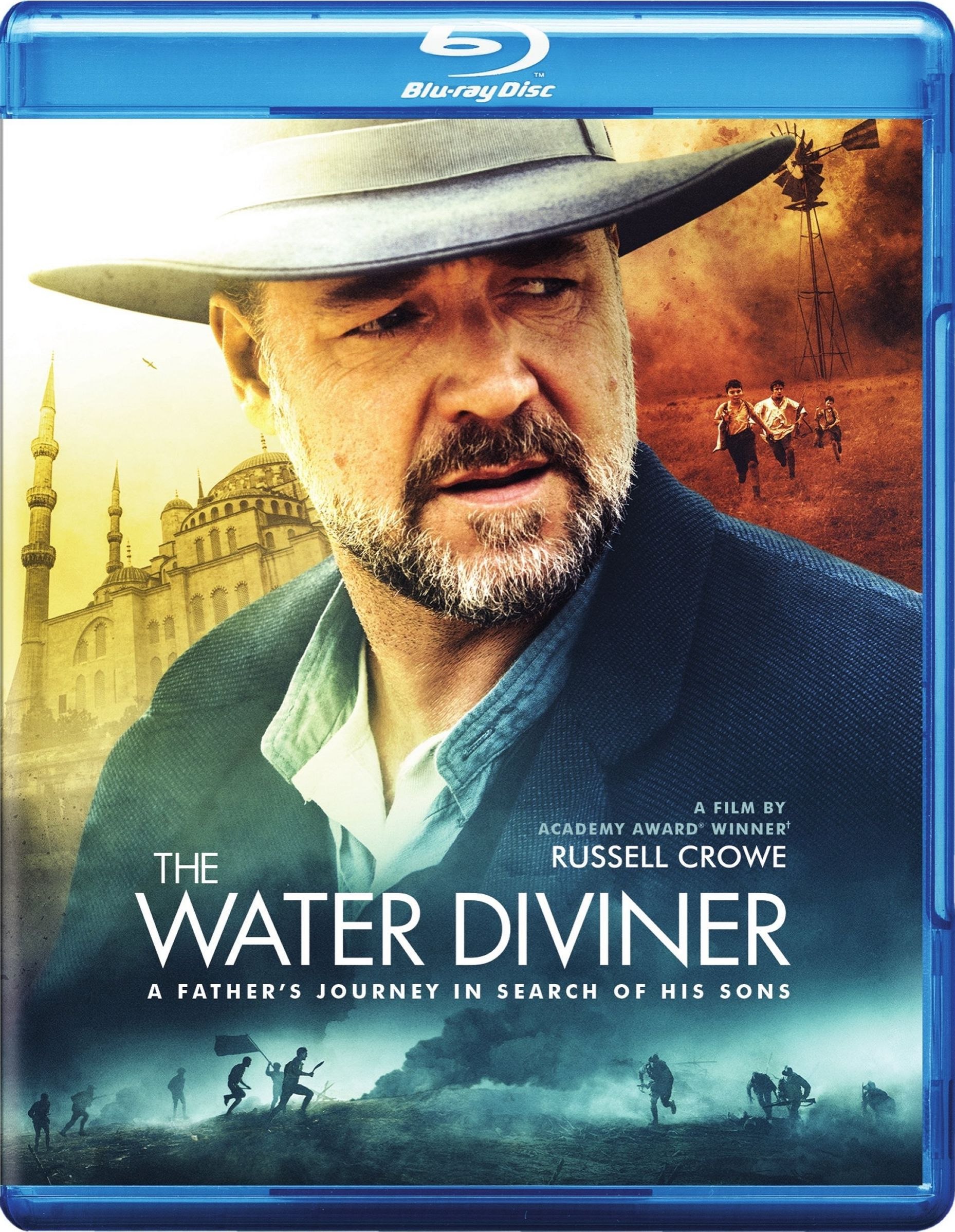 The Water Divinert Blu-ray Review