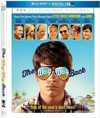The Way Way Back Blu-ray