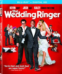 The Wedding Ringer (Blu-ray + DVD + Digital HD)