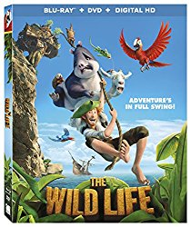 the-wild-life Blu-ray Cover