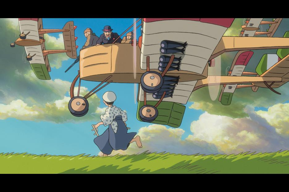 The Wind Rises Film