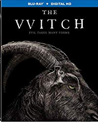 The Witch (Blu-ray + DVD + Digital HD)