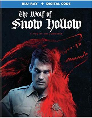 THE WOLF OF SNOW HOLLOW(Blu-ray + DVD + Digital HD)