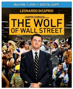 The Wolf of Wall Street Blu-ray Release