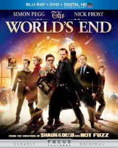 World's End Blu-ray