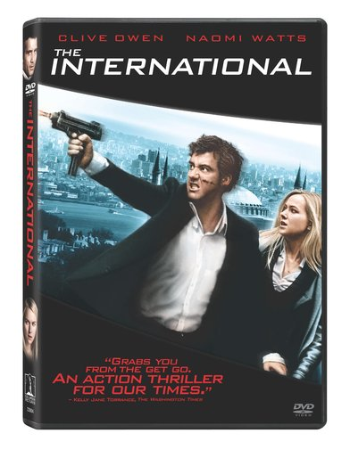 the international dvd review smartcine