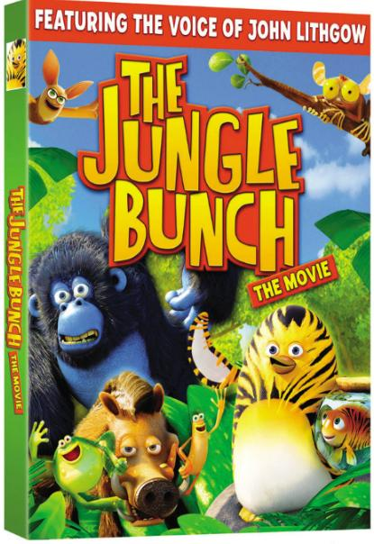 The Jungle Bunch The Movie 2011 BRRip 480p 200MB