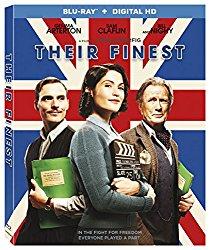 Their Finest (Blu-ray + DVD + Digital HD)