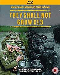 The Shall Not Grow Old (Blu-ray + DVD + Digital HD)
