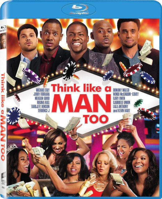 Think Like A Man Too (Blu-ray + DVD + Digital HD)