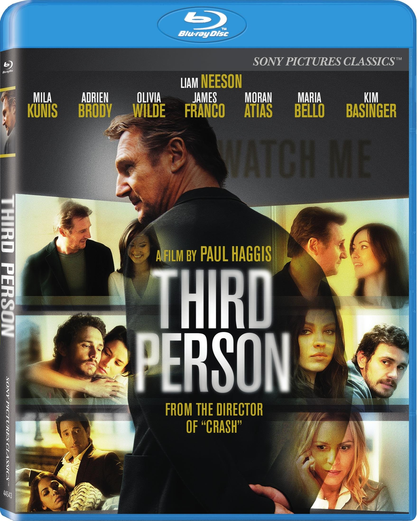 Third Person Blu-ray Review