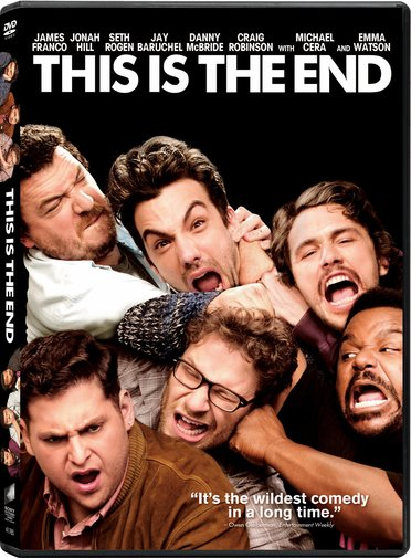 This is The End DVD Review